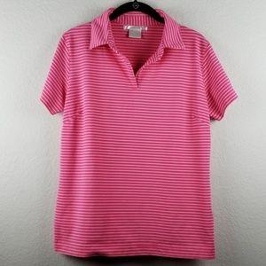 Nike | Women's Short Sleeve Golf Tee Size L